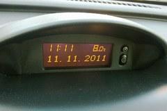Gorąca Linia: 11.11.11 w Waszych obiektywach