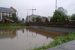 Gorąca Linia: Przez Kraków przechodzi kolejna fala