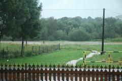 Gorąca Linia: Woda zalewa Łapanów