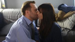 Gorący pocałunek w finale