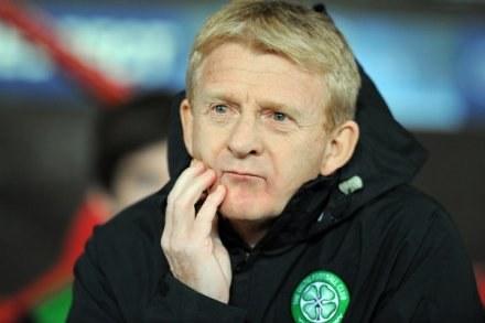 Gordon Strachan nie jest już trenerem Celtiku Glasgow /AFP
