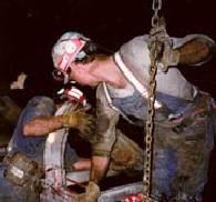 Górnicy domagają się zaległych pieniędzy /RMF