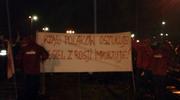 Górnicy zablokowali polsko-rosyjskie przejście graniczne