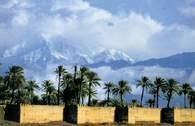 Góry Atlas Wysoki, Maroko /Encyklopedia Internautica