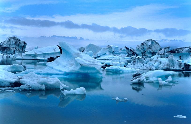 Góry lodowe; zdj. ilustracyjne /Fot. Marcin Dobas /Agencja FORUM