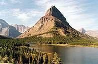 Góry Skaliste, Glacier National Park /Encyklopedia Internautica