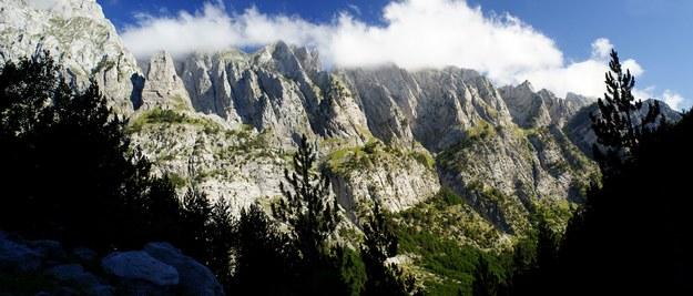 Góry w Albanii /123/RF PICSEL