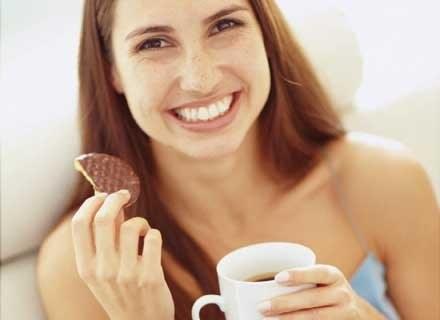 Gorzka czekolada nie zaszkodzi /INTERIA.PL