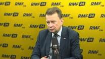 Gość Krzysztofa Ziemca: Mariusz Błaszczak (21.10.17)