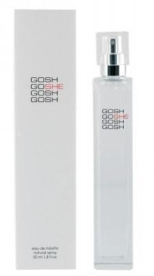 Gosh She woda toaletowa - perfumowana /materiały prasowe