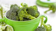 Gotowanie brokułów  bez przykrego zapachu