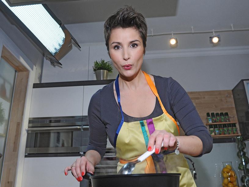 Gotowanie jest dla mnie alchemicznym procesem zamiany składników w miłość  /Andras Szilagyi /MWMedia
