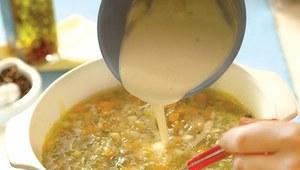 Gotujemy pierwszą zupkę dla dziecka