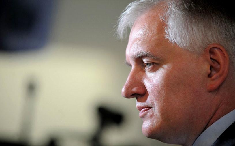 Gowin: Jak zostanę szefem PO, zdemokratyzuję partię /Witold Rozbicki /Reporter