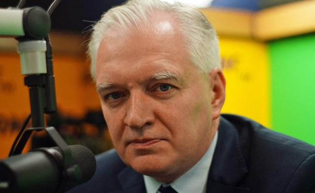 Gowin: Jestem zwolennikiem decyzji o wysłaniu wojsk na Bliski Wschód. Składałem różne deklaracje