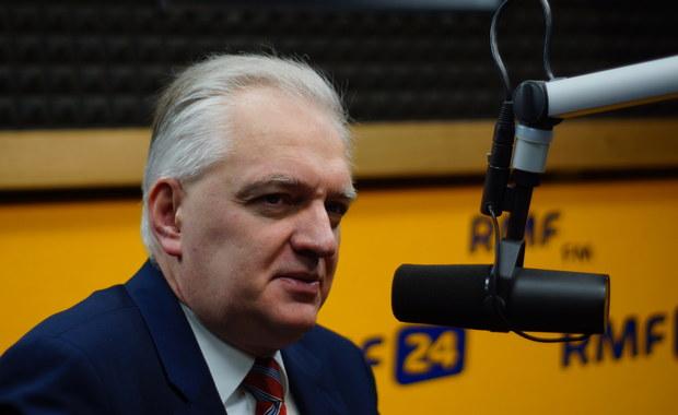 Gowin o wizycie Trumpa: To dowód, że mówienie o izolacji Polski można włożyć między bajki