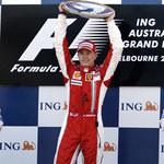 GP  Australii! Awaria bolidu Kubicy!