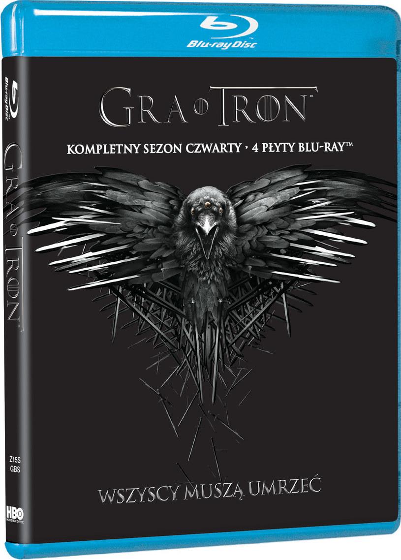 """Gra o tron"": Sezon 4. na Blu-Ray /materiały dystrybutora"