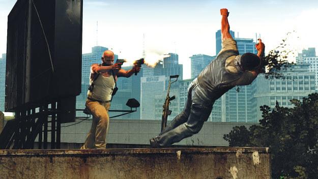 Gra pozwoli korzystać z 2 broni naraz, spowalniać akcję i brać udział w sekwencjach zręcznościowych /Informacja prasowa