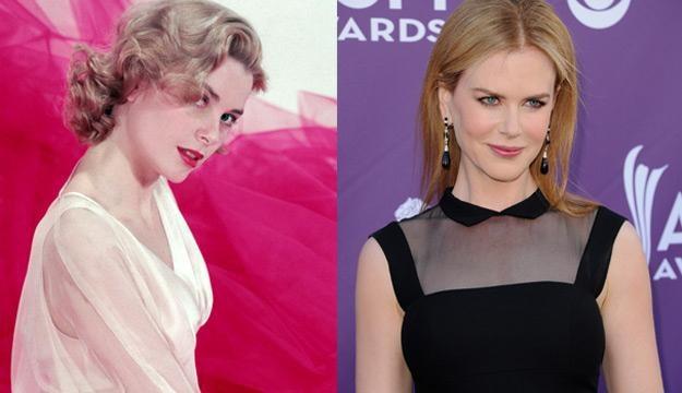 Grace Kelly i Nicole Kidman /Getty Images/Flash Press Media
