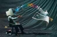 Grafika komputerowa, Ryszard Horowitz /Encyklopedia Internautica