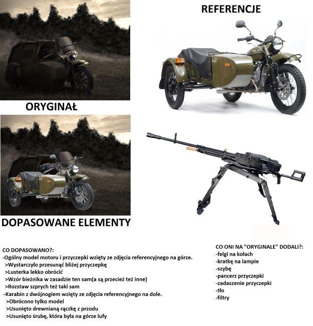 Grafika koncepcyjna motocyklu /CD Action