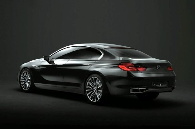 Gran coupe od BMW /