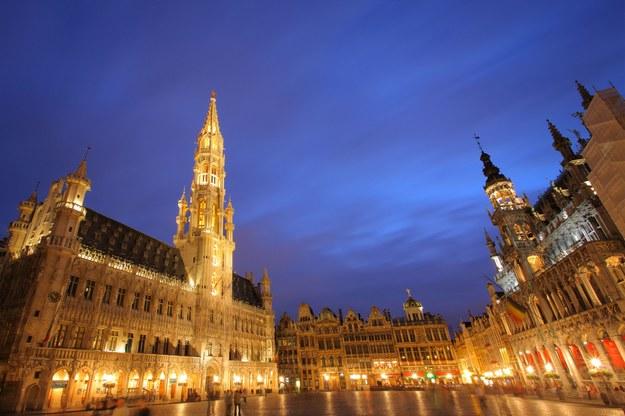 Grand Place w Brukseli /123/RF PICSEL