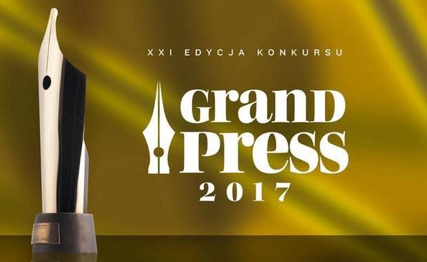 """Grand Press 2017: Redakcja Faktów RMF FM z nagrodą w kategorii """"News"""""""