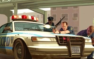 Grand Theft Auto 4 - motyw z gry /INTERIA.PL