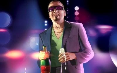 Grand Theft Auto: Episodes from Liberty City - fragment okładki z gry /Informacja prasowa
