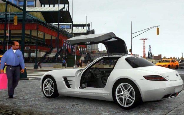 Grand Theft Auto IV: iCEnhancer 2.1 - fragment gry /Informacja prasowa