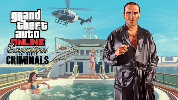 Grand Theft Auto Online /materiały prasowe