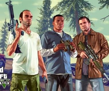 Grand Theft Auto V w pełnej krasie