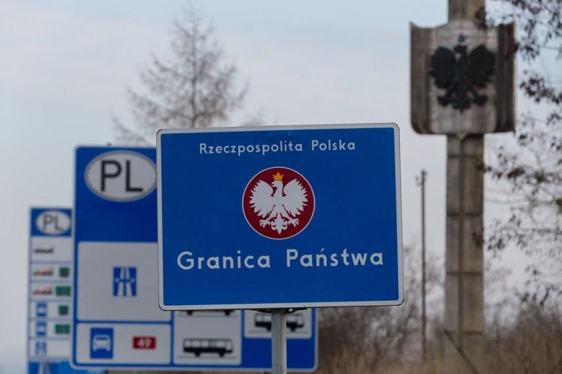 Granica polsko-niemiecka /Robert Stachnik /Reporter