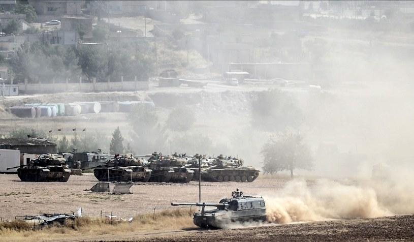 Granica Turcji z Syrią, zdj. ilustracyjne /AFP