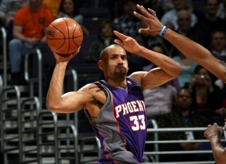 Grant Hill poprowadził Suns do wygranej w San Antonio /AFP