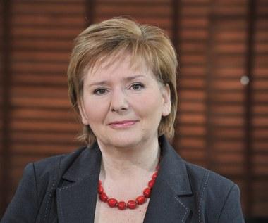 Grażyna Bukowska: Za telewizją nie tęsknię
