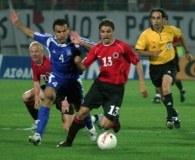 Greccy kibice nie mogli pogodzić się z porażką ich drużyny /INTERIA.PL