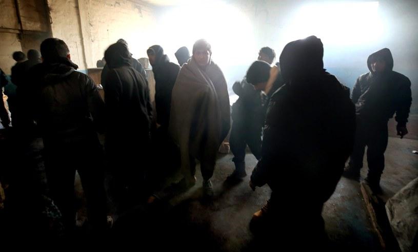 Grecja domaga się realizacji planu rozdziału uchodźców /PAP/EPA