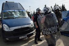 Grecja: Imigranci będą przyjmowani do policji