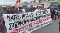 Grecja: Marsz solidarności z uchodźcami