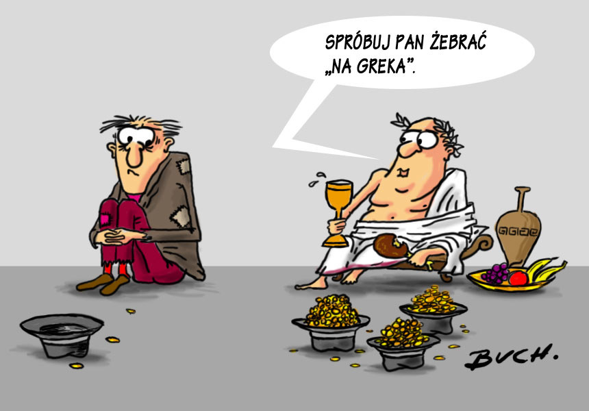 Grecki sposób na kryzys