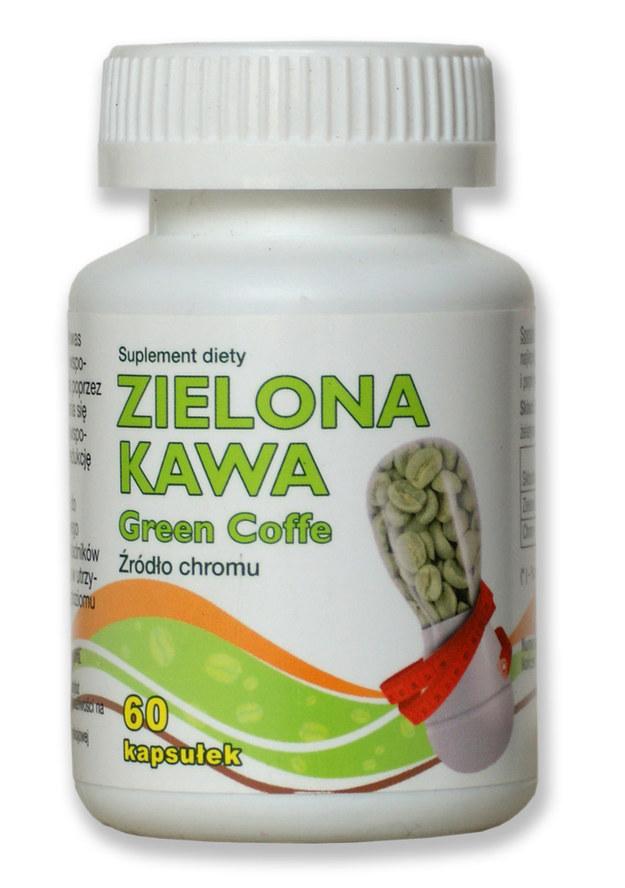 GREEN COFFEE... CZYLI ZIELONA KAWA