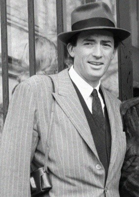 / Gregory Peck /
