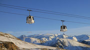 Grenoble - brama Alp