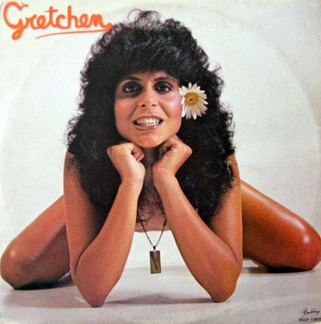 """Gretchen na okładce płyty """"1983"""" /"""
