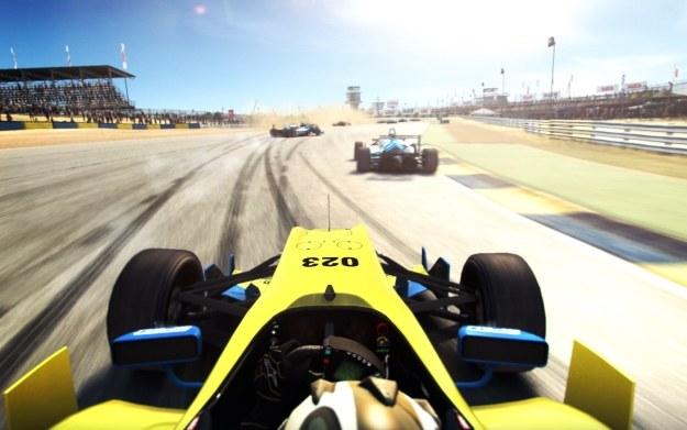 GRID: Autosport /materiały prasowe