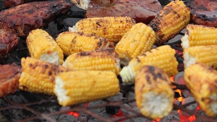 Grillowana kukurydza na ostro /materiały prasowe