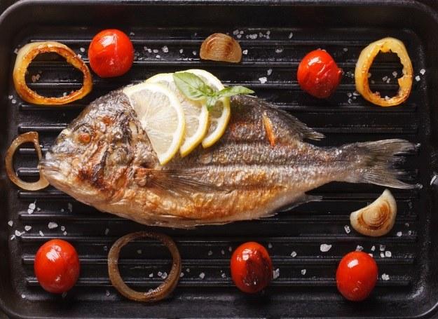 Grillowana ryba /123RF/PICSEL